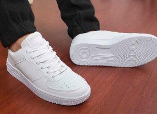 Jak utrzymać w czystości białe buty?