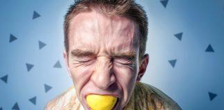 nieprzyjemny posmak w ustach