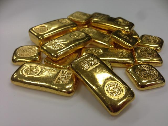 Inwestowanie w złoto - zasady